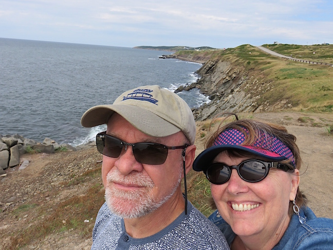 "We crossed the Straight of Canso to Cape Breton Island and headed up ""Canada's Musical Coast on the Ceilidh Trail. We'd become enamored by Celtic music on the radio and stopped to catch a live band and purchase CDs at the Celtic Mucis Interpretive Centre."