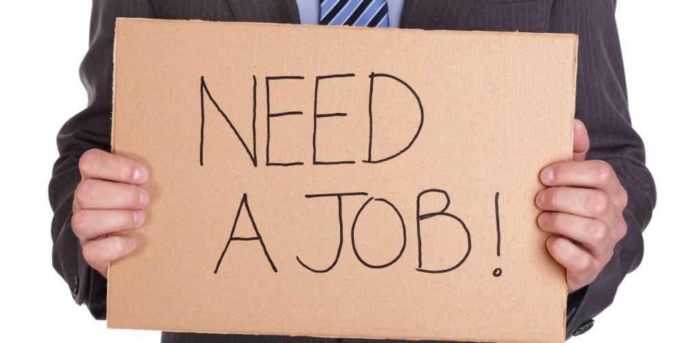 CNTY34 Need a job