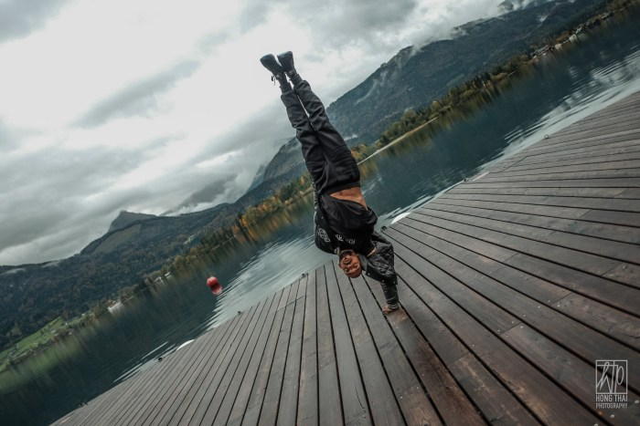 2016, Red Bull Challenge, Wolfgangsee / Austria