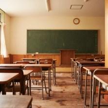 懐かしい学校の雰囲気をゆっくりご堪能ください。
