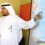"""مدير تعليم نجران يصحح خطأ إملائيا لمعلم """"العربية"""""""