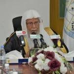 عبد الله بن عبد المحسن التركي الأمين العام لرابطة العالم الإسلامي