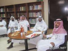 الاجتماع الثالث لقسم اللغة العربية بمكتب التربية والتعليم بشرق الدمام