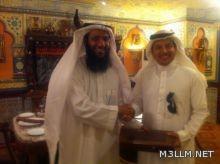 الصفيان يكرم فريق التميز بمدرسة الأمير فهد بن سلمان