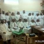فعاليات ملتقى المناهج في معهد التربية الفكرية
