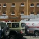 نجاة طفلتين ومديرة مدرسة ثانوية من الاحتراق داخل غرفة حارس المدرسة