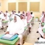 579 دارسا في حملة محو الأمية ببارق