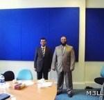 مديرتعليم الباحة يلتحق بدورة القيادة الاستراتيجية في بريطانيا