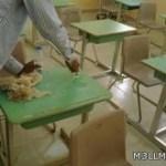 نقص العمالة يدفع المدارس للاستعانة بخدم المساجد