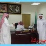 تكريم مكتب شرق جدة لطلاب حبيب بن زيد في مسابقة ملك القراءة