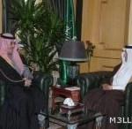 وزير التربية الفيصل يستقبل الرئيس العام لرعاية الشباب