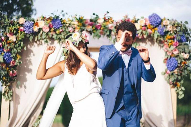 combien reçoit on le jour de son mariage