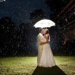 Réussir ses photos de mariage malgré la pluie