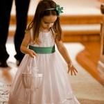 Choisir les enfants d'honneur pour un mariage