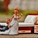 Décoration de mariage : Figurines de gâteau originales et pas ringardes