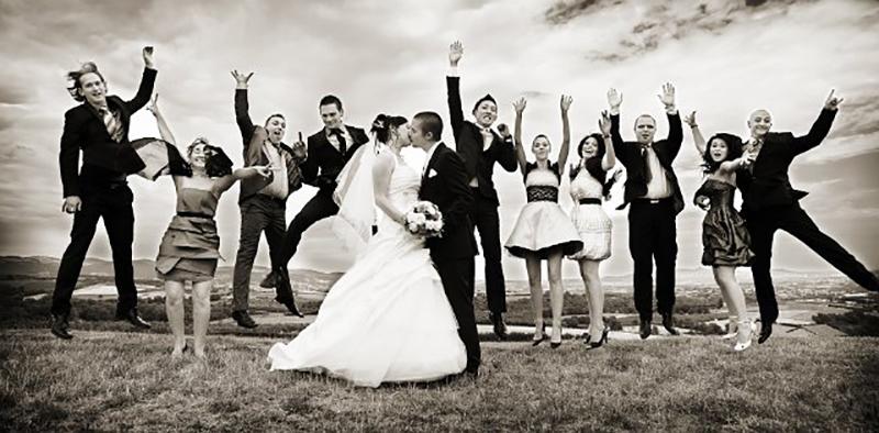 urne et liste de mariage