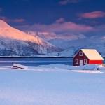 Le top des destinations pour un voyage de noces en hiver