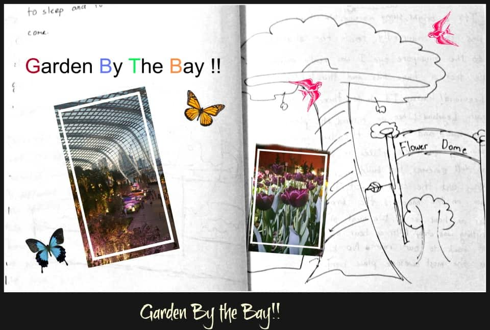 Garden by the bay - Singapore With Kids