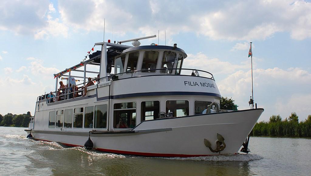 Maasboot Filia Mosae Rundfahrt.