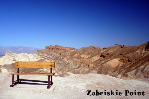 Zabriskie Point - Death Valley - www.maathiildee.com