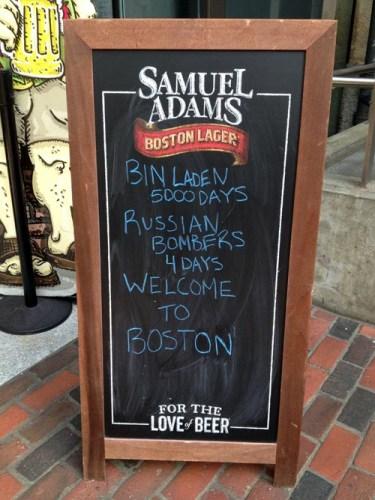 Boston strong - Photo de Maïté