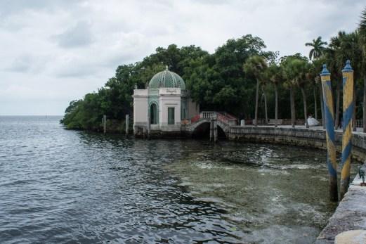 Villa Vizcaya - Coconut Grove - Miami -Floride - face à la baie 1