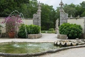 Villa Vizcaya - Coconut Grove - Miami -Floride - jardins 5