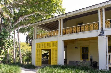 Bonnet House - piano - Floride