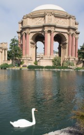 Palace of fine arts - San Francisco - Californie