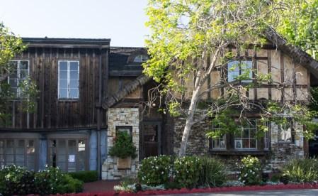 Jolies maisons un peu folles de Carmel en Californie