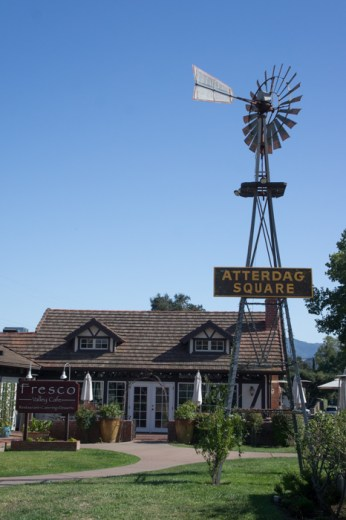 Solvang Californie village danois 3