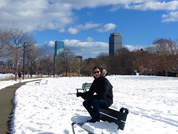 michel à Boston