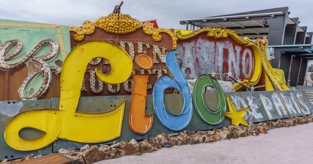 las vegas - Musee du neon 5