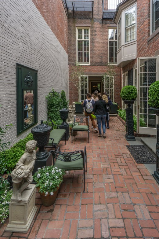 Jardins secrets Beacon Hill Boston-20
