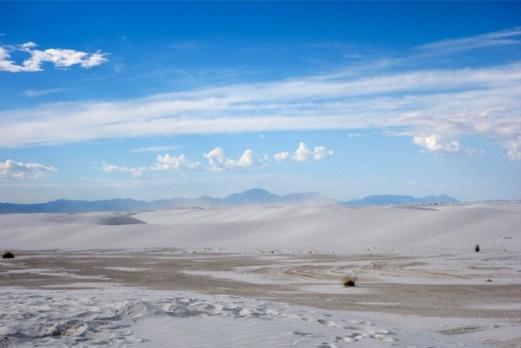 A la fin de la route dunes