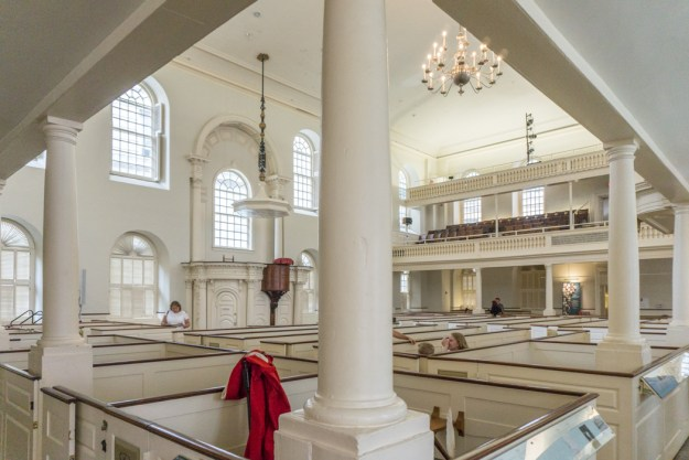 Old South Meeting House Boston Tea party-1