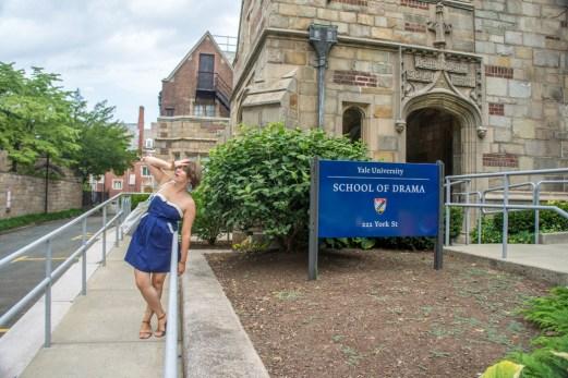 Yale University - Ivy League - Drama