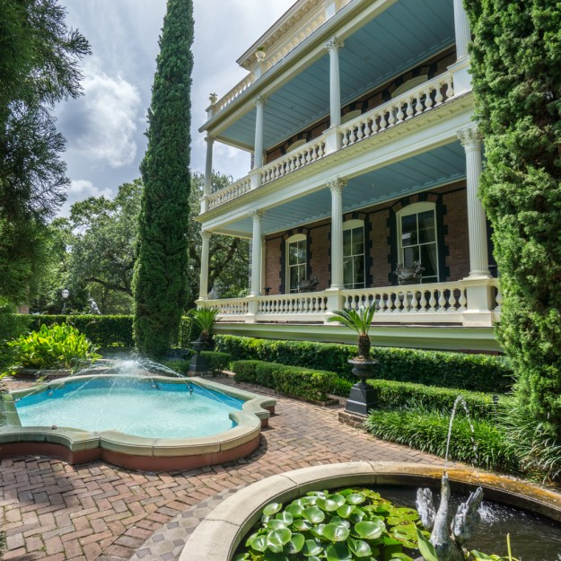 Charleston Caroline du Sud le centre historique-17