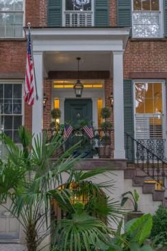 Visiter Savannah Georgie - belle maison