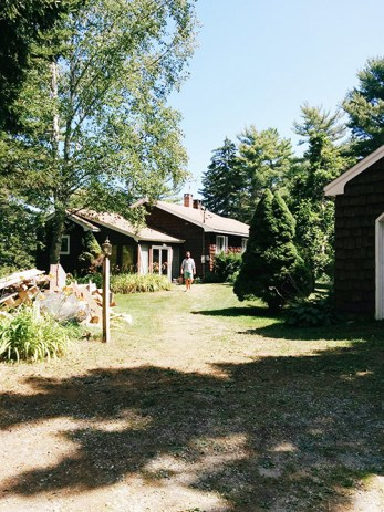 La maison dans le Maine - Cox Head