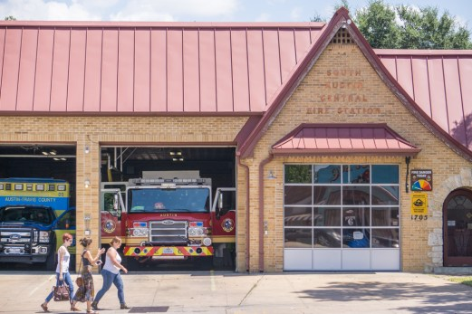Austin texas - Soco pompiers
