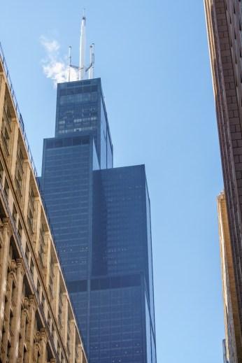 Visiter Chicago -Willis Tower