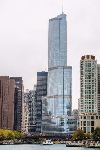 Visiter Chicago Trump Tower