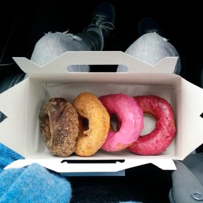 Maine Noel donuts