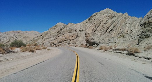 La route road trip Californie