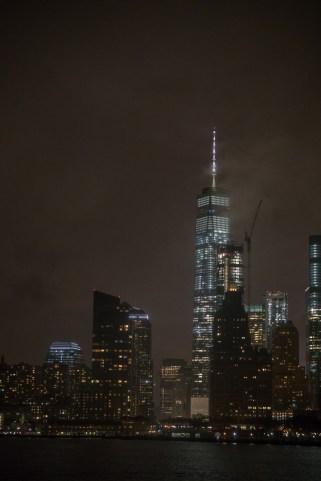 New York de nuit comme des touristes jour 1-18