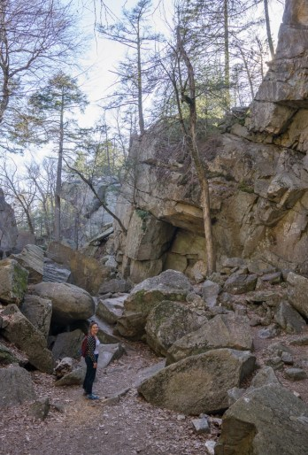 Purgatory Chasm Grand Canyon Nouvelle Angleterre-3