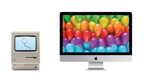 30 Jahre Apple Macintosh