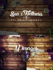 CreativeMarket Spa and Wellness Header Images