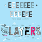 Festivo Letters Font Family 19 Fonts icon